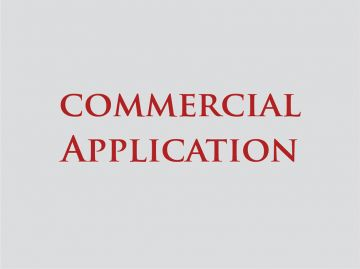 COMMERCIAL APPLICATION