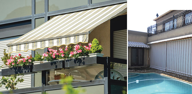 Types Of Awnings Ideal Awnings
